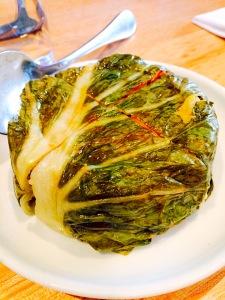 Stuffed Kimchi