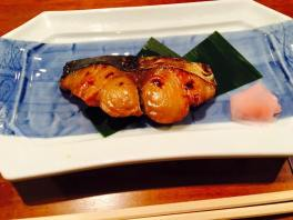 Broiled Sawara