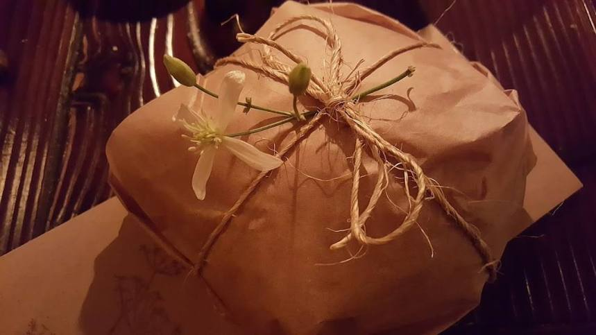 The fabulous Bread from Heirloom Wheat (Photo courtesy of Katia Dickenson)