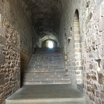 South-west Staircase