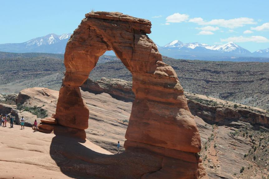 Arches National Park – Delicate Arch