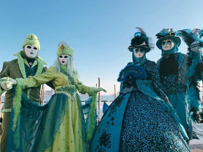 Venice Carnival 2020 – SanValentino