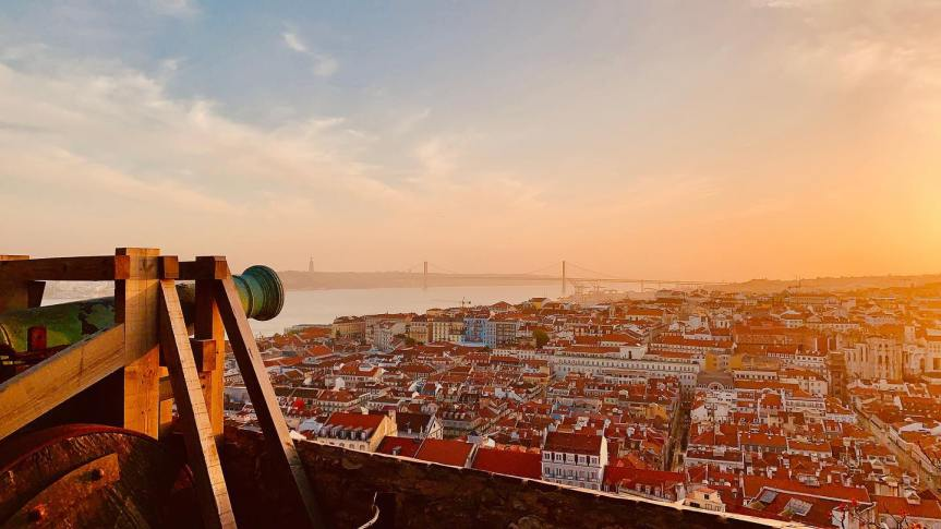 Lisbon, My New Home