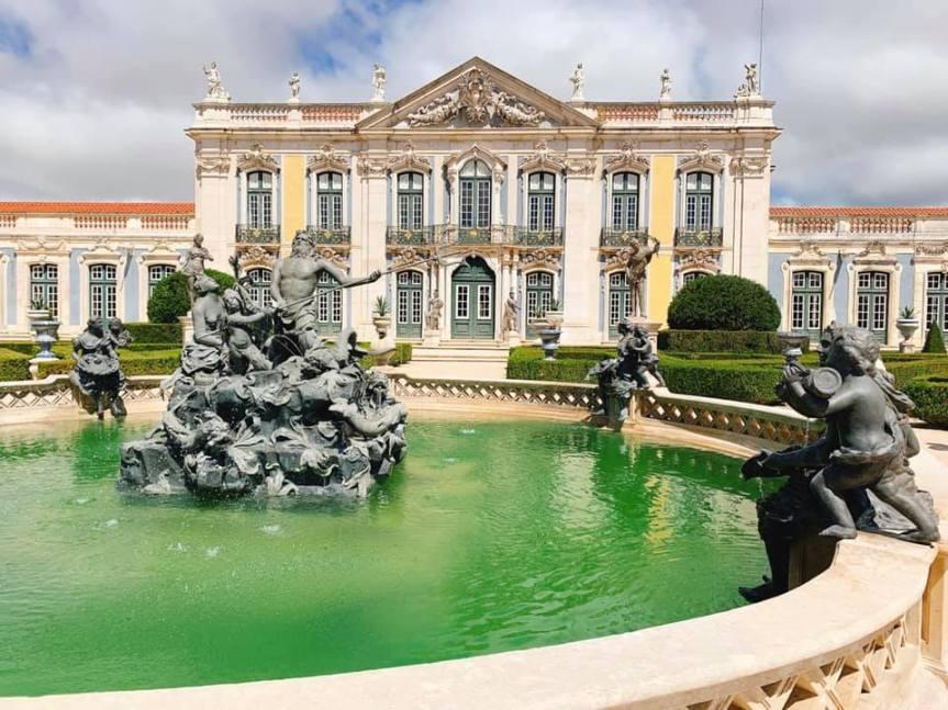 Lisbon Day Trip: Queluz NationalPalace
